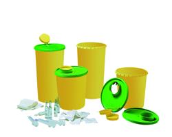 Medi-Müll Entsorgungsbox 1,5 L