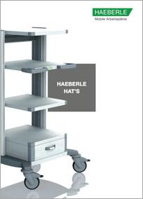 Prospekt HAEBERLE hat's