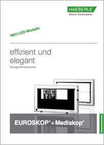 Prospekt EUROSKOP + Mediskop